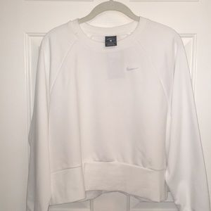 Nike Dri-FIT Long-Sleeve Yoga Training Top